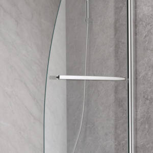 Ascent Half Sail Luxury Bath Screen